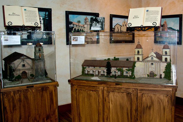 California Missions Museum