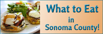 Restaurants in Sonoma County
