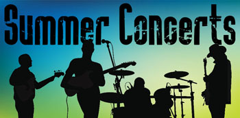 Summer cncerts in Sonoma County