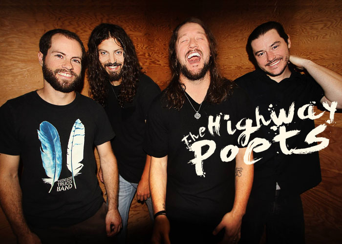 Highway Poets band