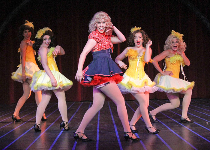Guys and Dolls at 6th Street Playhouse