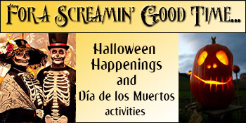 Halloween events in Sonoma County