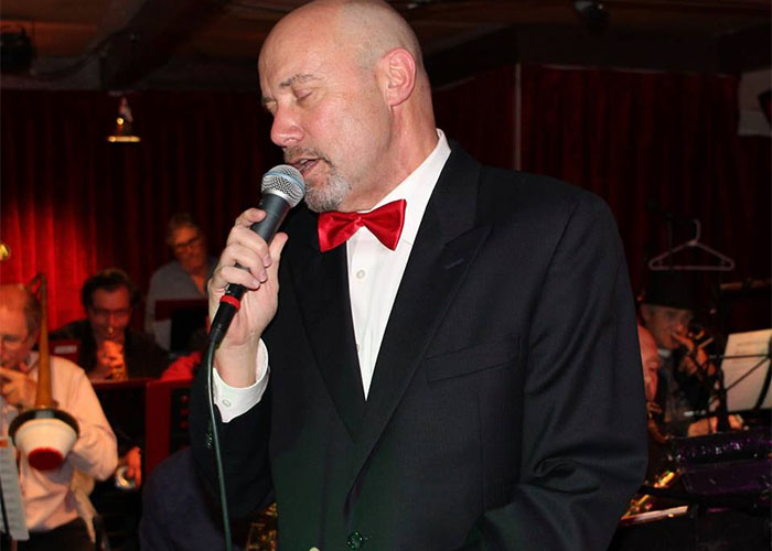 Ned Rifken with Big Band