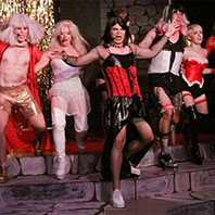 The Rocky Horror Show at 6th St Playhouse