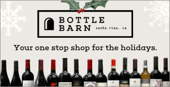 Holiday wines at Bottle Barn