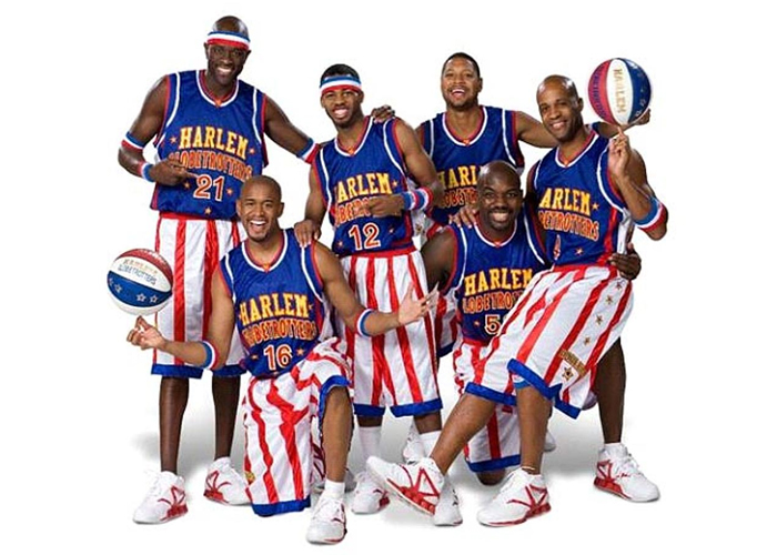 Wed, January 16, 2019, 7:00 pm Harlem Globetrotters