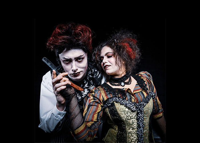 """""""Sweeney Todd"""" presented by Sonoma State University"""