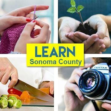Classes and workshops at LEARN Sonoma County