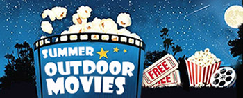 Summer outdoor movies in Sonoma County